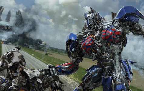"""Transformers"" a breath-taking ride"