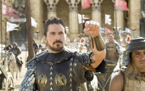 """Exodus"" goes big, thanks to Ridley Scott"