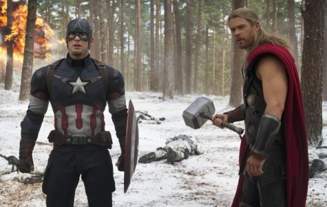 """Avengers: Age of Ultron"" a must-see summer blockbuster"