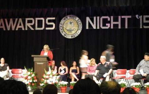 2015 Watertown High School senior award and scholarship winners