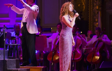 With Bernadette Peters and cupcakes, Boston Pops start celebration of Keith Lockhart's 20th anniversary