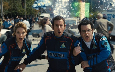 "Accept it: ""Pixels"" is silly fun — in an Adam Sandler kind of way"