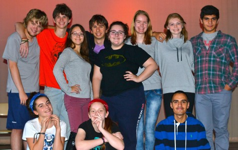 Watertown High's fall play? Funny you should ask!