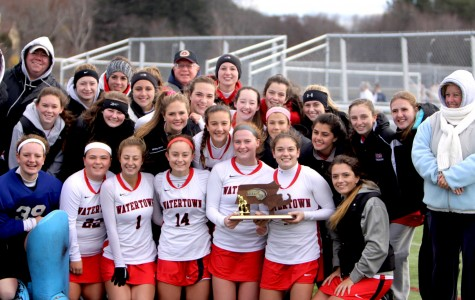 WHS field hockey captures Div. 2 North title