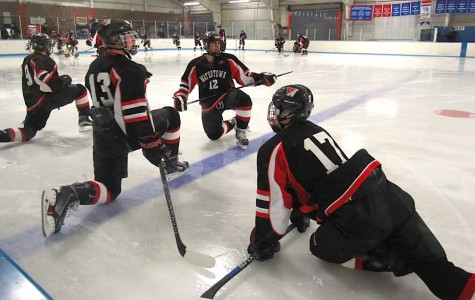 WHS boys' hockey in home stretch