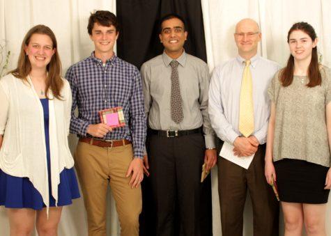 18 2016 Watertown High Senior Awards