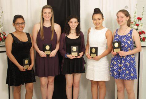 3 2016 Watertown High Senior Awards