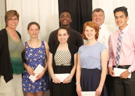 72 2016 Watertown High Senior Awards
