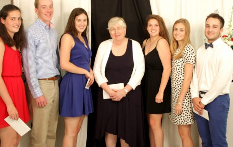 2016 Watertown High School senior award and scholarship winners