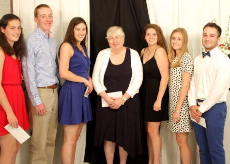 74 Eleanor Donato 2016 Watertown High Senior Awards