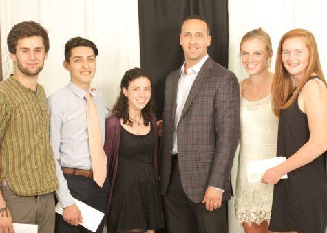 89 2016 Watertown High Senior Awards