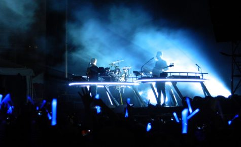Disclosure performs at Boston Calling 2016