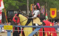 Princesses, knights, and turkey legs abound at King Richard's Faire