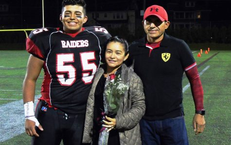 Watertown High celebrates Senior Night with victory over Melrose