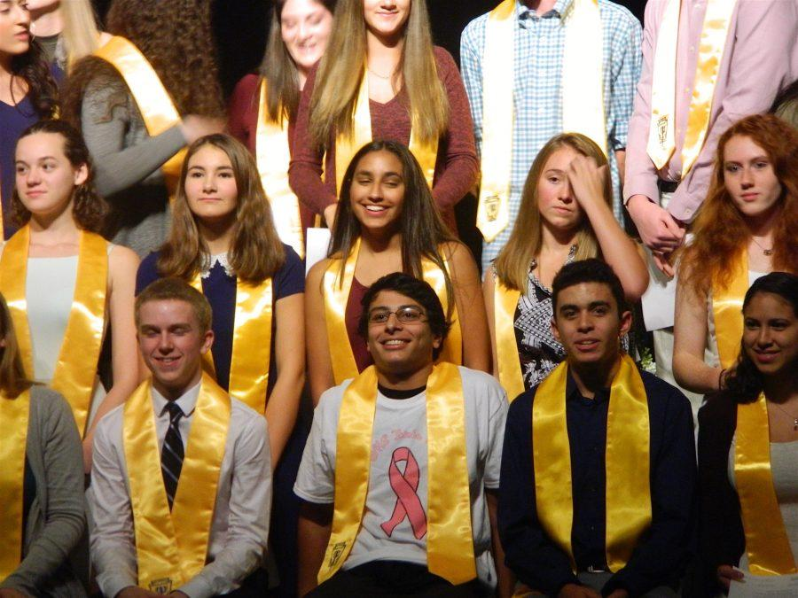 Watertown+High+School+inducted+65+juniors+and+seniors+into+the+National+Honor+Society+during+ceremonies+Oct.+20%2C+2016.+