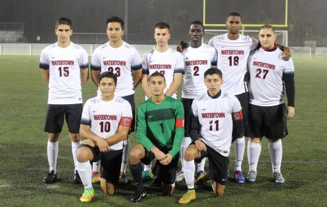 Watertown High boys' soccer team grew into champions