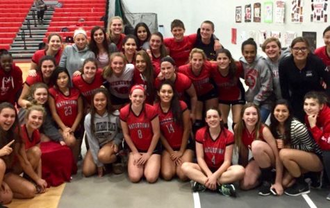 Raiders volleyball pulls upset for historic first tourney win!