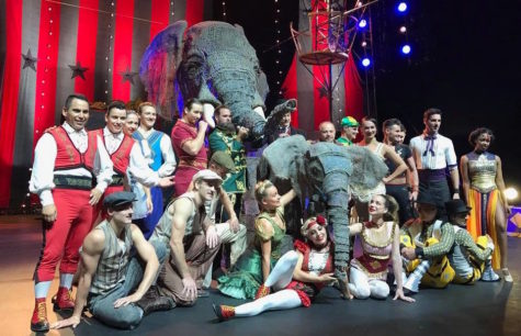 """Magic moments to be found at """"Circus 1903"""""""
