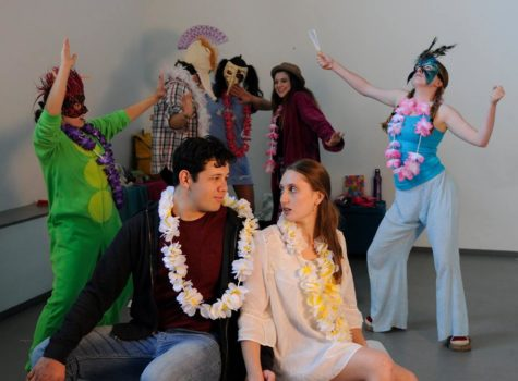 "Actors ready to cut loose with ""Footloose"""