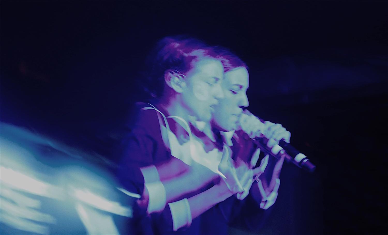 Jain played the Brighton Music Hall on April 5, 2017.