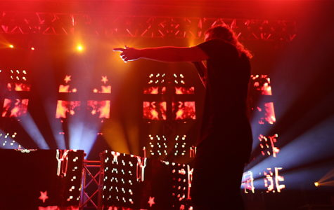 Hippie Sabotage lights up the stage at Boston's House of Blues