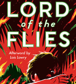 Award-winning work: Jack's Increasing Savagery in 'Lord of the Flies'