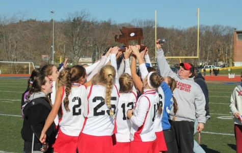 WHS Field Hockey Players are State Champions… Again!