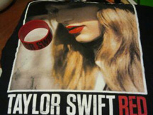 Taylor Swift Hits the Road