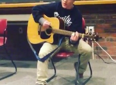At WHS Coffee House, talent spills over