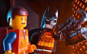 Ordinary+construction+worker+Emmet+%28voice+by+Chris+Pratt%29+and+superhero+Batman+%28Will+Arnett%29+work+together+to+save+the+day+in+%22The+Lego+Movie.%22