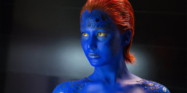 Jennifer Lawrence as Mystique is the X-factor in