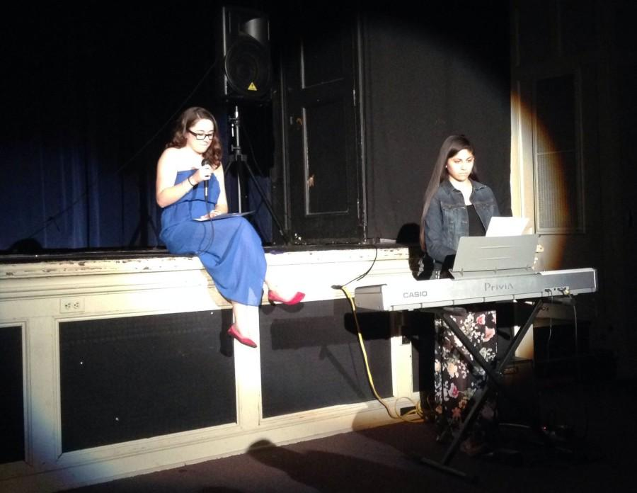 The second annual Watertown High School Talent Show took place May 13, 2014.