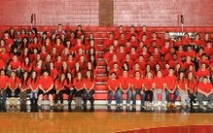 The official portrait of Watertown High School's Class of 2014.