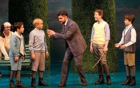 """Finding Neverland"" a musical overflowing with joys of play"