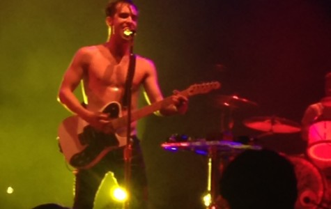 Boston has a ball when Panic! At the Disco stops by