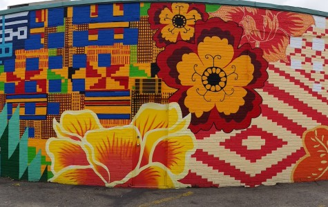 WHS artists add a splash of color to Watertown Square