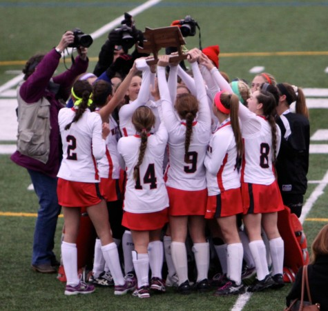 The Watertown High field hockey team was picture perfect in 2014: The Raiders defeated Auburn, 5-0, on Sunday, Nov. 16, 2014, to complete their season at 23-0 -- shutting out every opponent along the way