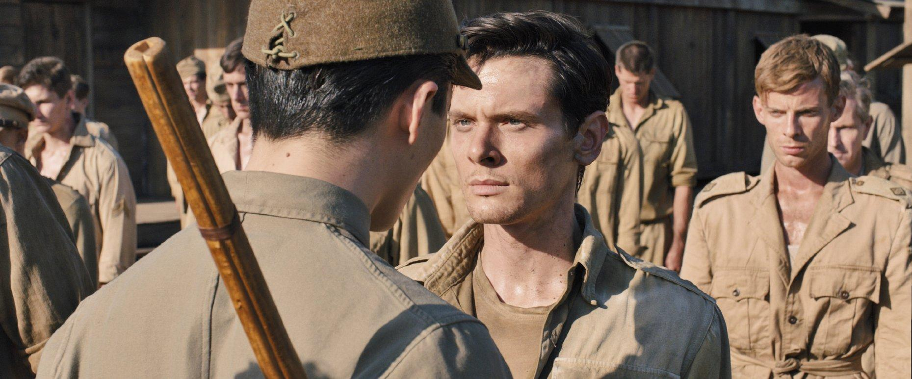 Jack O'Connell stars as Louis Zamperini in