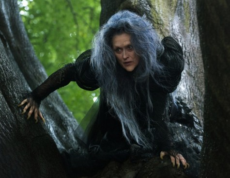 "As the Witch In the movie version of ""Into the Woods,"" Meryl Streep is well deserving of her Academy Award nomination."