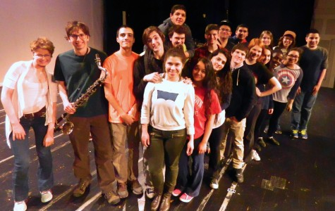 "Cast excited by chance to play ""The Pajama Game"""