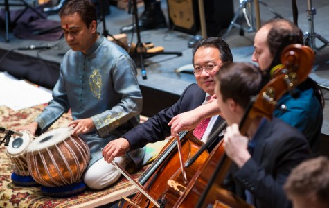 Silk Road Ensemble the musical experience of a lifetime