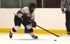Tyler Gardiner scored twice Tuesday as the Watertown High boys' hockey beat Wayland, 4-1, in the MIAA Division 3 North tournament. The Raiders return to the Chelmsford Forum on Friday, March 6, to play Bedford for the sectional title.