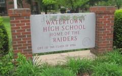 Vote on Watertown High's