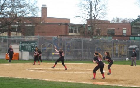 WHS softball in full swing