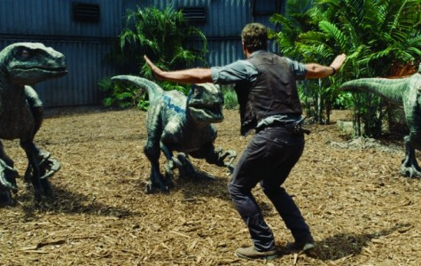 "Plot no match for dinos in ""Jurassic World"""