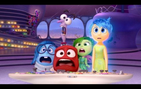 """Inside Out"" ranks up with Pixar's best"