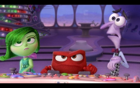 """Inside Out"" a brilliant 'kids movie'"