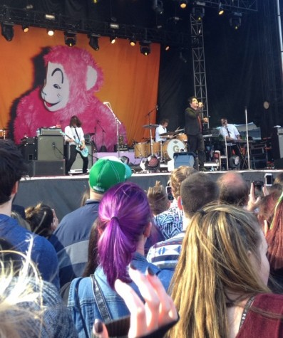 Highlights from the May 2015 edition of Boston Calling included performances by Gerard Way.