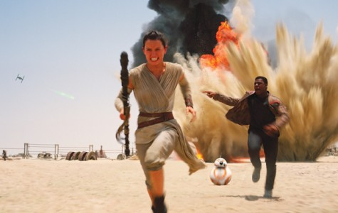 """Stars Wars: The Force Awakens"" an epic start to new trilogy"