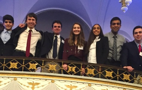 At Model UN conference, Watertown High delegates in position to shine